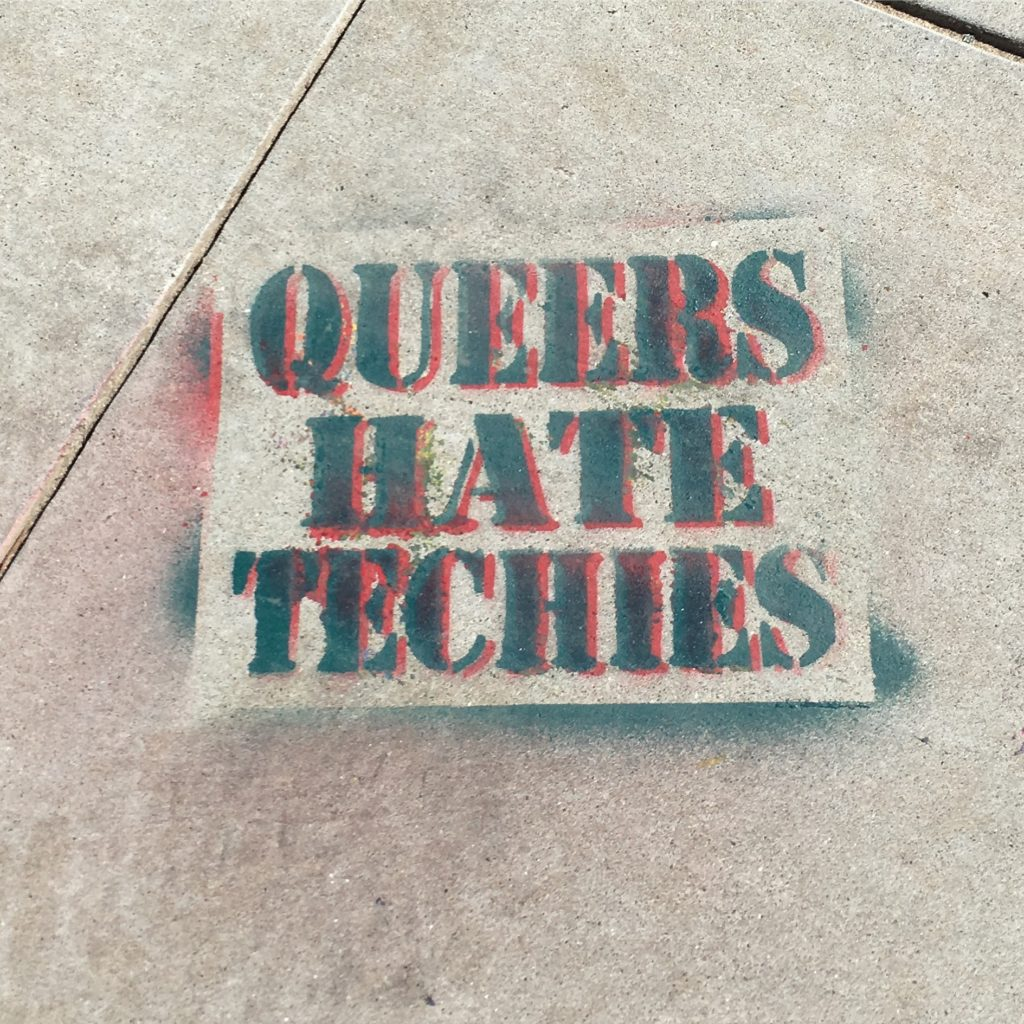 queers hate techies