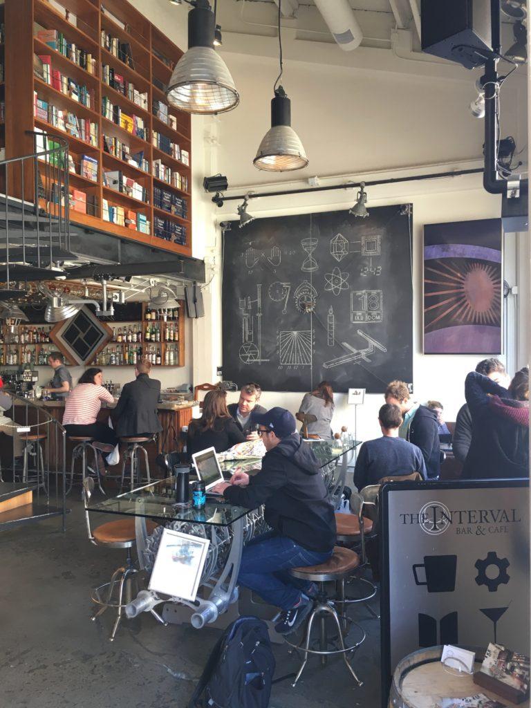 interval cafe